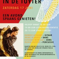 Flamenco in de Tuyter