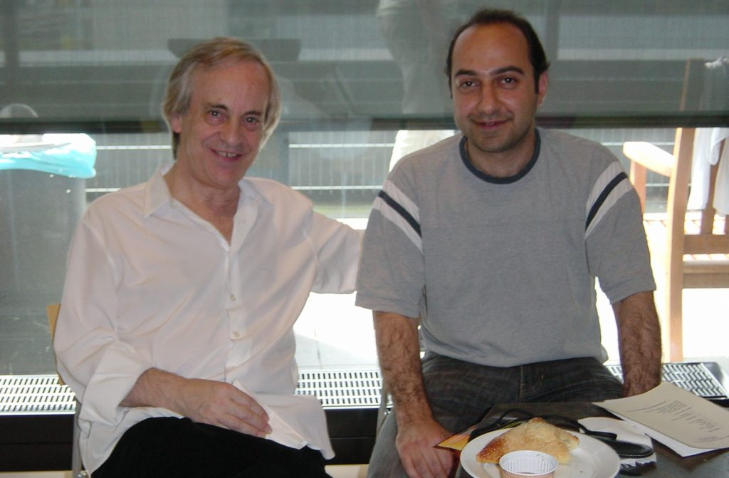 Paco Peña & Kambiz Afshari (2005)