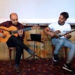 Bridge Ensemble duo Verhalenhuis