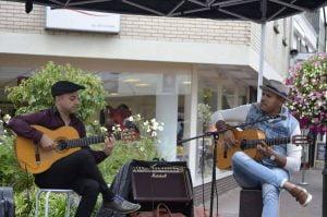 Duo Flamenco Light op Cultureel Festival Baarn